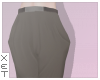 ✘ scout pants
