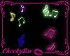 !Cs Music Note Particles