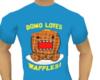 DOMO Waffle Shirt