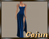 Midnight Saphire Gown
