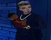 Baby boy (dark skin)