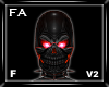 (FA)NinjaHoodFV2 Red
