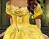 Disney's Belle Gown Yel