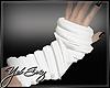 [Yel] White gloves