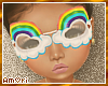 Ѧ; Kids Rainbow Glasses
