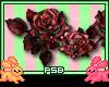 Red Blood Rose Divider