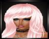 Loen Pink/White Hair