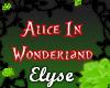 E| Alice Particles