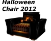 Halloween Chair 2012