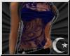 MC~ Lace Suit - Azul
