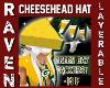 GREEN BAY CHEESE HEAD!