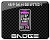 Ride or Die BADGE