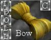 Bow :i: Spun Straw [C]