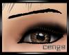 [c] Black Emo Eyebrow