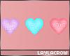 § Hearts Decore