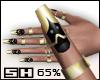 *SH Cleopatra B/G SM65%