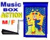 Music Box Action M/F