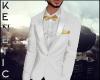 White-Gold Tux Req