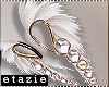 ::EZ:: XzellW earrings