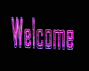[FS] Neon Welcome Sign