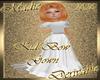 !a DRV Kid Bow Gown