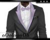 .L. Grey/Purple Tux