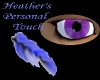 ~h~Fgorgeous purple eyes