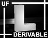 UF Derivable Letter L