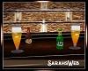 Beer Bottles Glasses