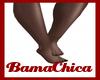 [bp] Dainty Bare Feet
