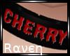  R  Cherry Collar