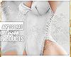 $ Bodysuit : White : RLL