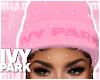[Mia] I.P Beanie Pink