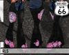 SD Pink Sugar Skull RLS