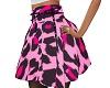 Pink Leo Skirt