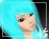 Blue Emely Hair