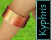 Copper Armband Right