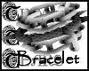 TTT Chain Spike Bracelet
