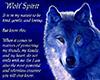 Wolf Spirrit