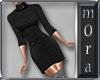 Olivia Herringbone Dress