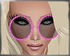 Pink Glamourous Glasses