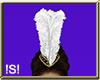!S! Burlesque Hat White