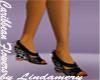 cat shoes black