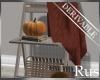 Rus DER Fall Chair Decor