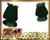QMBR Ruffle Puff Slvs E