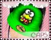 !CAPS keroppi hat