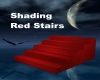 Shading Red Stairs