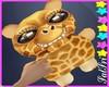 Hand Held Giraffe Toy