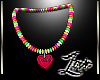 Rainbow LoveeNecklace