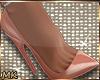 MK Goldish Heels